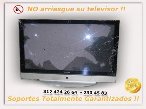 Soportes para tv plasma bogota domicilio gratis...