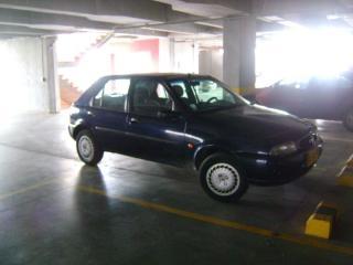 Ford fiesta mod 2000 11k
