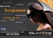 Gafas de sol!!!!