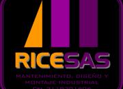 Servicios de mantenimiento, diseño y montaje industrial