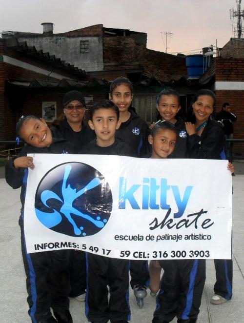 Escuela de patinaje kitty skate