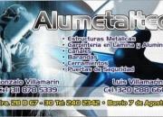 Alumetaltec  ornamentacion y aluminio