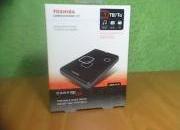 DISCO DURO EXTERNO Toshiba Canvio Plus 1.0 TB ( 1 TERABYTE=1000 GYGABYTES )