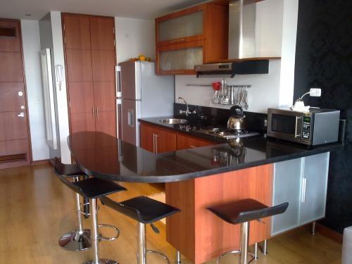 Alquiler apartamento amoblado bogota chapinero alto