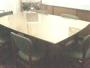Vendo sala-comedor, estado y materiales excelentes