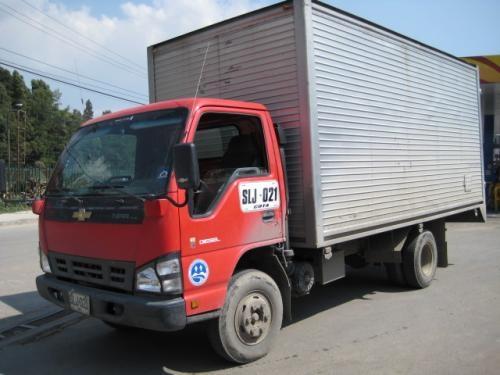 Vendo camion chevrolet npr 2008