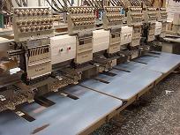 Bordadoras usadas a los mejores precios y con servicio de bordado