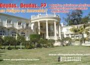 COMPRO HIPOTECAS  EN MORA  !!!..HIPOTECAS COMPRO