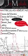 Academia de Danza JeMalak Dance Studio