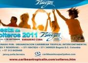 Viajes para solteros - fiesta internacional en cuba