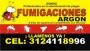 FUMIGACIONES ARGON