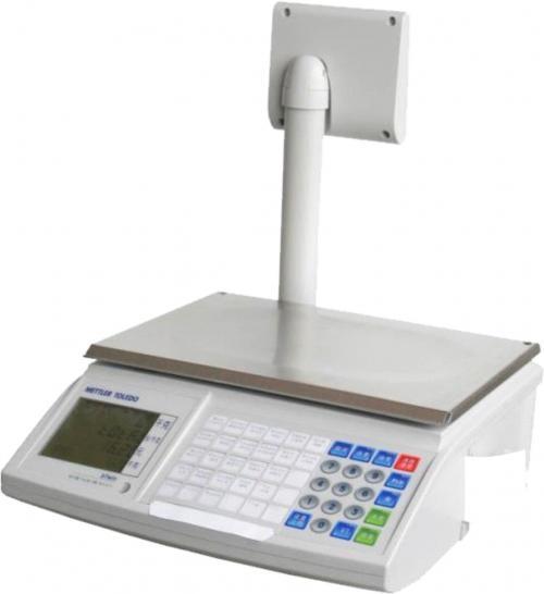 Registradora balanza mettler toledo btwin