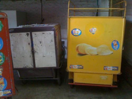 A vendo triciclos de carga en bogota