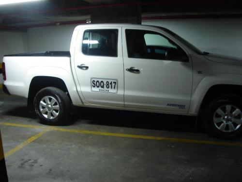 Alquilo van y camionetas 4x4 diesel doble cabina 2011