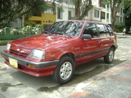 Chevrolet sprint impecable