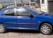 VENDO LINDO PEUGEOT 206 XR! PERFECTO ESTADO