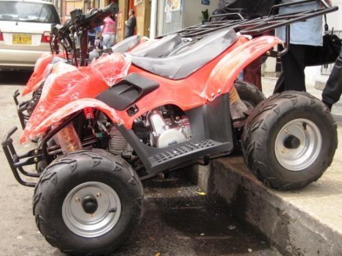 Vendo cuatrimoto 110 cc nueva !!