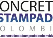 Concreto Estampado Colombia