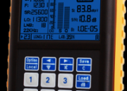 SATELLITE  FINDER  DIGITAL    -      FIRST STRIKE METER