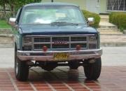 vendo camioneta blazer 1980