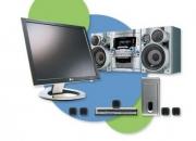 Reparacion  y  mantenimiento ,de  televisores , equipos  de sonido ,amplificadores.etc...servicio  a domicilio inf 3133645862