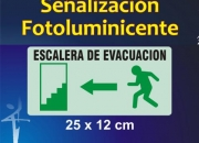 Señalización Empresarial, Fotoluminicente, Normativa, Industrial, Vial.