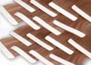 Extensiones de cabello adhesivas ultra delgadas