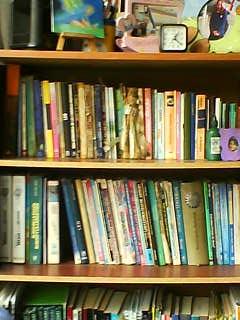 Mueble para biblioteca
