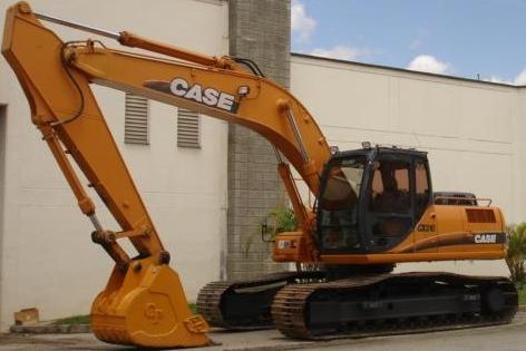 Venta excavadora cx210 mod2006