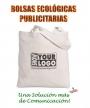 BOLSAS ECOLÓGICAS PUBLICITARIAS