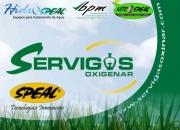 Servicios en gases medicinales