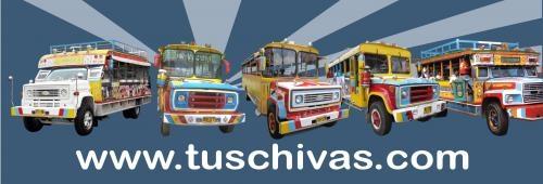 Chivas turisticas en venta