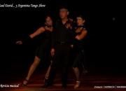 saul david...revista musical argentina tango show... grandes exitos del tango bailado y cantado