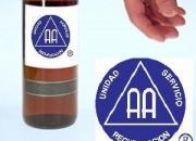 GRATUITO.  A.A.  Alcoholicos Anonimos. GRUPO AMOR Y SERVICIO.