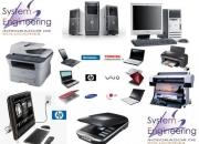 Mantenimiento  computadores e impresoras