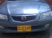 Vendo vehículo mazda 626 nmo modelo 2003 unico du…