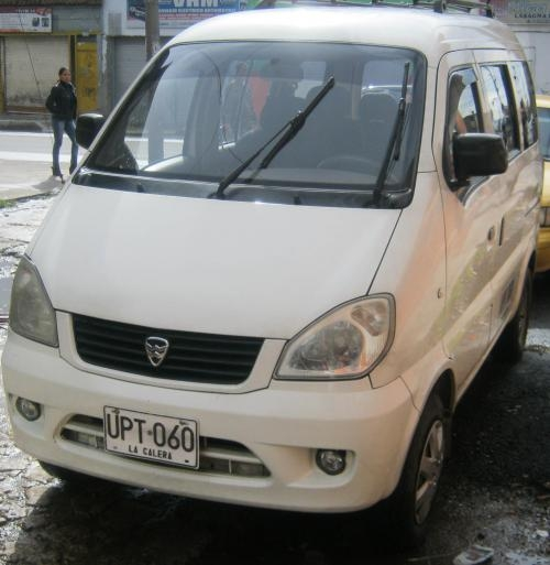 Vendo hafei minyi con trabajo(ingresos $1.260.000 mensuales)