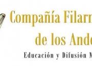 Compañía filarmónica de los andes. escuela de música