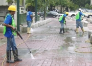 Lavado de fachadas - aseo obra civil