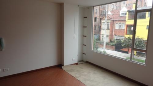 Vendo apartamento en galerías bogotá