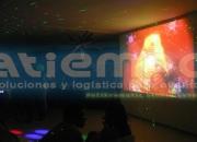 Alquiler Video Beam Bogota Por horas Futbol