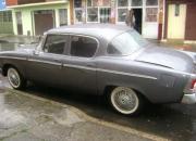 studebaker  champion 1955 sedan 4 puertas
