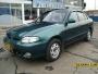Vendo Hyundai Accent Verde, Modelo 1999, Neiva, Huila.