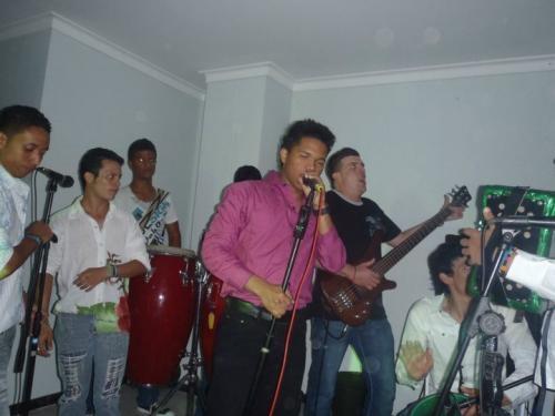 Gozate parranda vallenata - talento juvenil - contactanos al 3212709206 - 3008224547 - 2382153