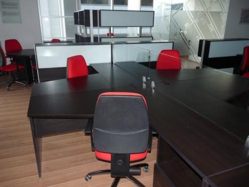 Fotos de Muebles y divisiones para oficina 2