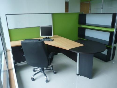 Fotos de Muebles y divisiones para oficina 3