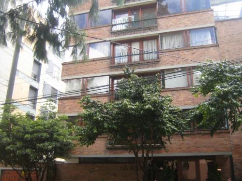 Mls 11-289 arriendo apartaestudio rosales bogota