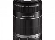 Os Lente Canon Ef-s 55-250mm F/4.0-5.6 Is Teleobjetivo Slr (casi nuevo)