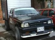 Ofrezco camioneta b 2000 furgon papeles al dia