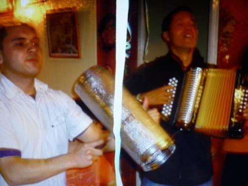 Parranda vallenata en vivo y en todo lugar